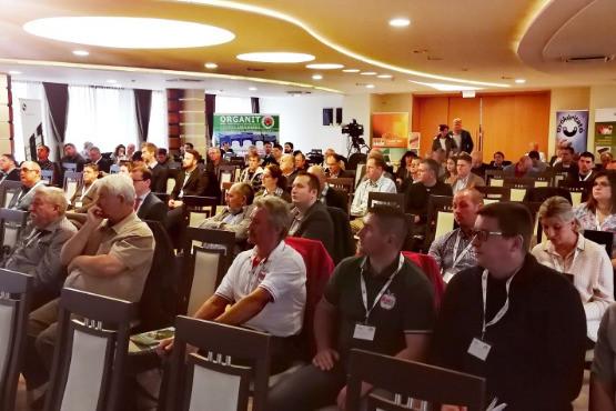Zöldség- és Gyümölcstermesztők Évzáró Szakmai Konferenciája – 2017