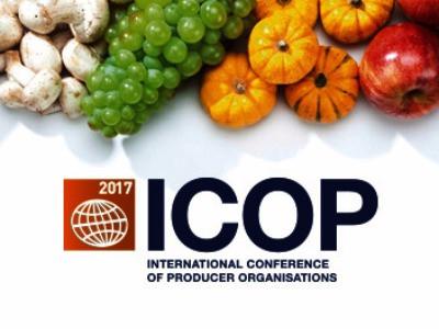 17. ICOP 2017 Nemzetközi Konferencia Gyümölcs és Zöldségtermelő Szervezetek Nemzetközi Konferenciájára