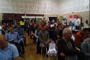 Szamóca szakmai nap Bordány 2017.04.12.