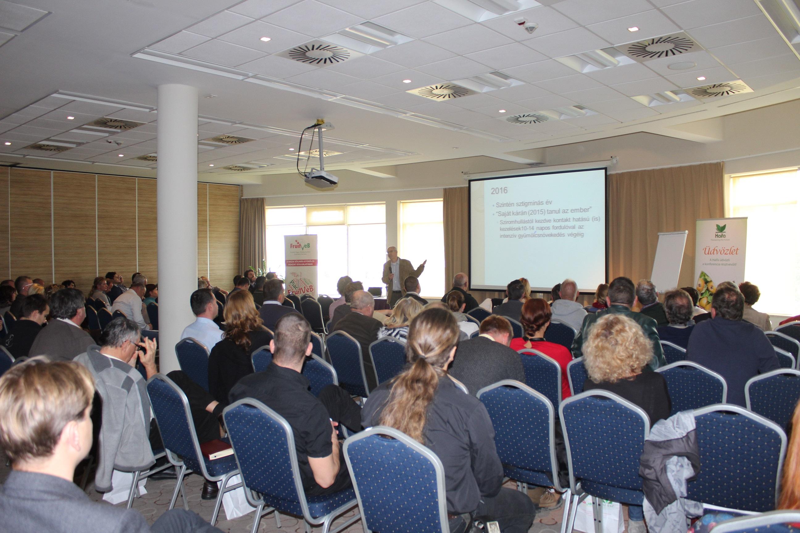 Velence évzáró konferencia 2016.11.17-18.