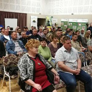 Szamóca szakmai nap Bordány 2018.04.11.