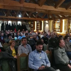 Gyümölcstermesztők Évzáró Szakmai Konferenciájára