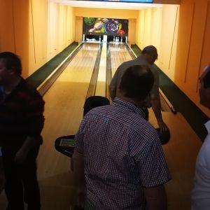 csapatépítő bowling