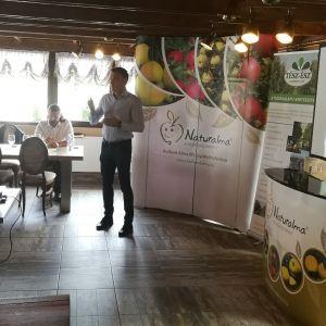 Étkezési rezisztens almafajták és fajtabemutató szakmai nap
